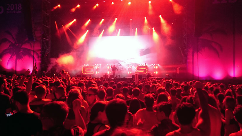 Chase-and-Status-at-Benicassim-Festival-FIBerfib