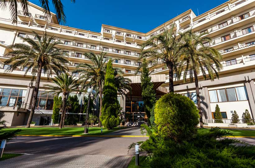Hotel orange benicassim